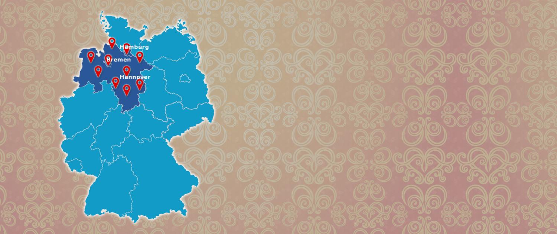 Wir in Norddeutschland
