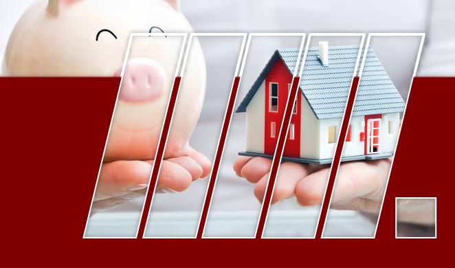 Voraussetzungen für Ihre Baufinanzierung